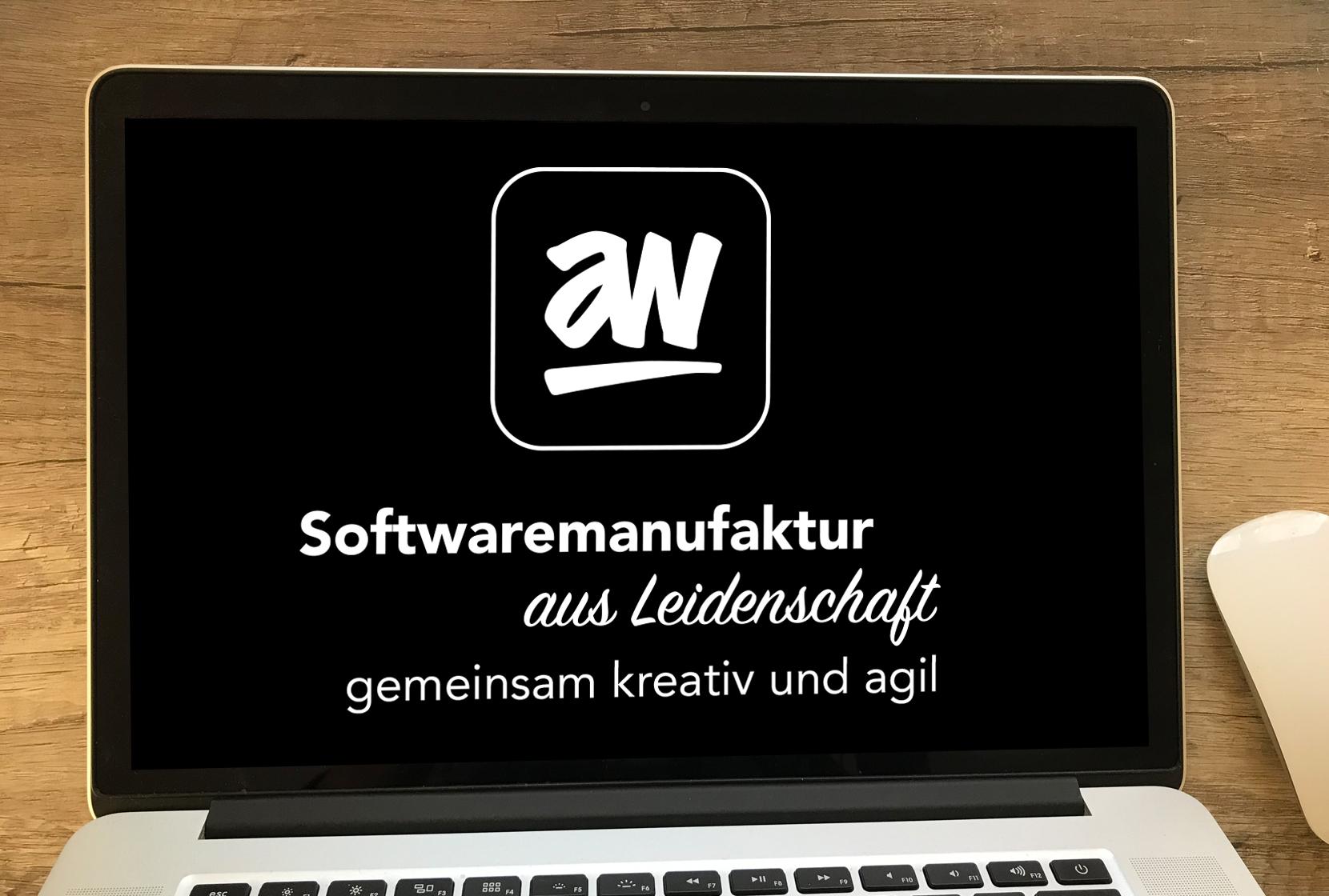 Logo- und Website-Relaunch der Softwaremanufaktur